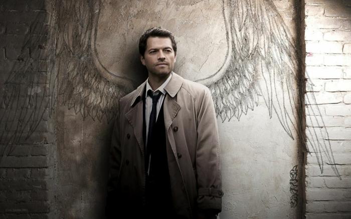 supernatural saison 15 castiel