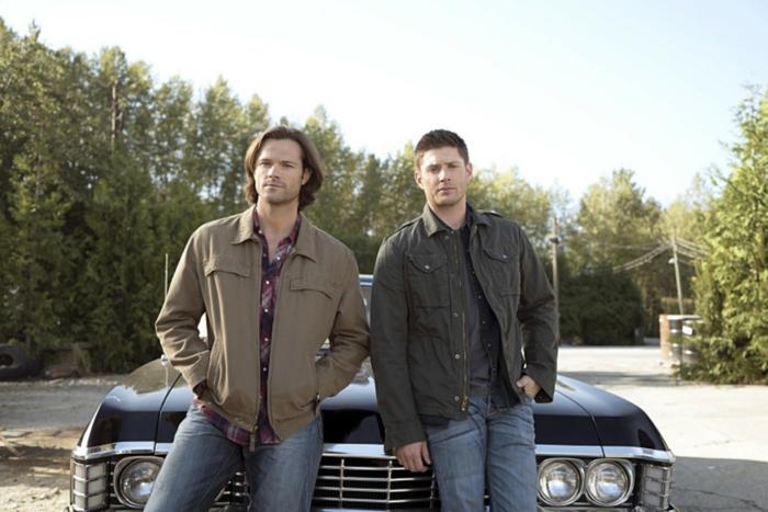 supernatural saison 15 impala 67