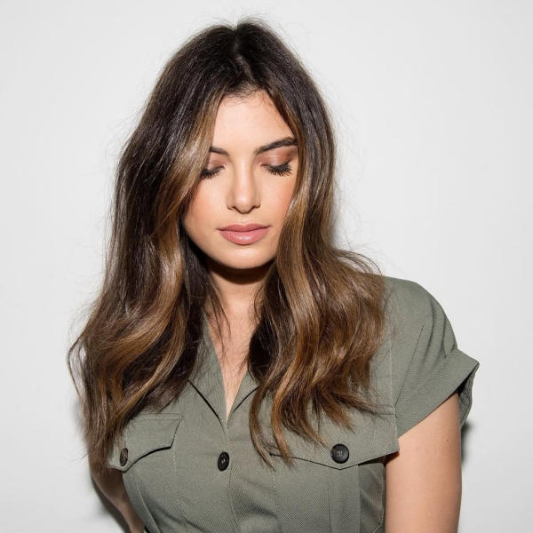 tendance couleur cheveux printemps 2019 aux mèches claires