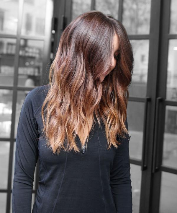 tendance couleur cheveux printemps 2019 cheveux longs