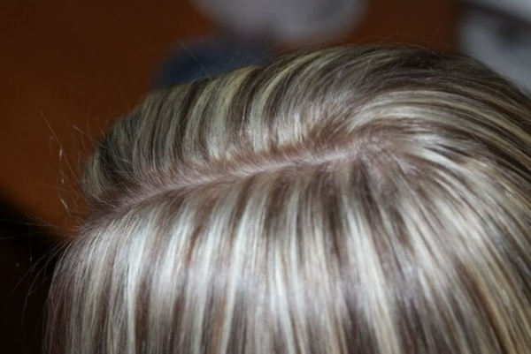 tendance couleur cheveux printemps 2019 mèches shahtoosh