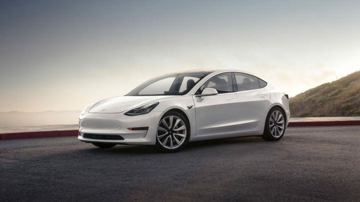 tesla automobile model 3