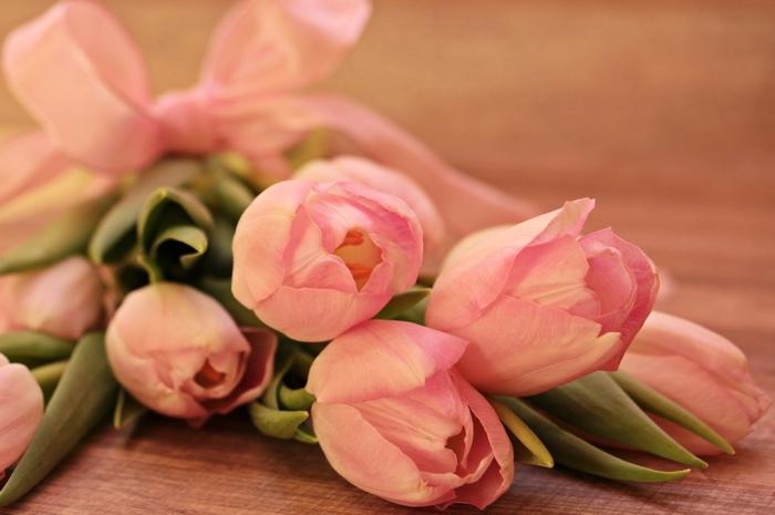 tulipes bouquet de fleurs pour mariage