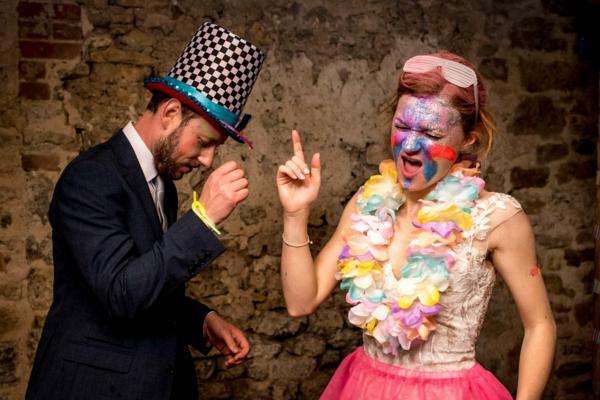 Animation mariage originale - 13 idées que vos invités vont adorer déguisement