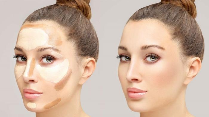 Highlighter Découvrez ses différentes méthodes d'application points de lumières visage