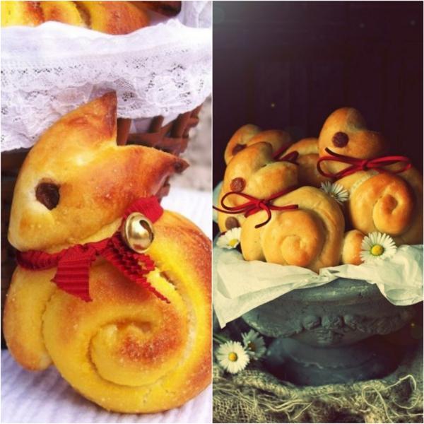 Pâtisserie lapin de Pâques - recettes faciles et beaucoup d'idées brioche lapin de pâques glaçage sucré