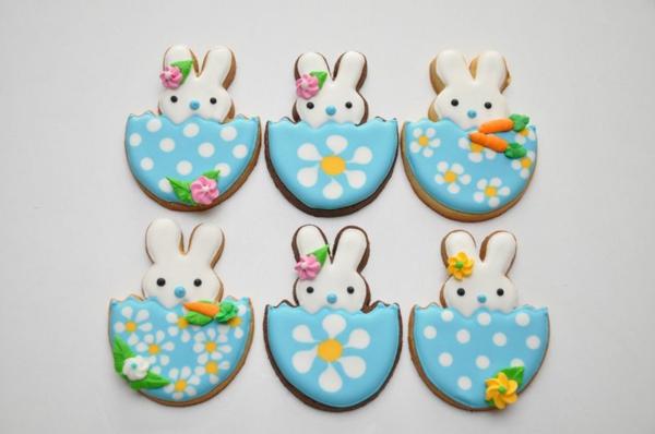 Pâtisserie lapin de Pâques - recettes faciles et beaucoup d'idées diy recette lapin biscuit