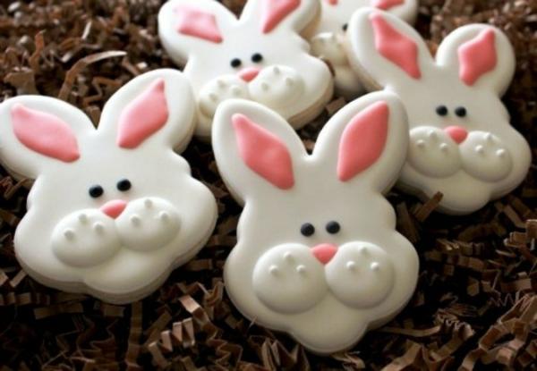Pâtisserie lapin de Pâques - recettes faciles et beaucoup d'idées recette lapin biscuit à préparer