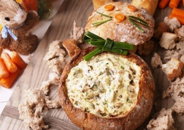 Pâtisserie lapin de Pâques - recettes faciles et beaucoup d'idées recette pain lapin avec farce