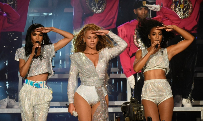 coachella destiny's child beyoncé