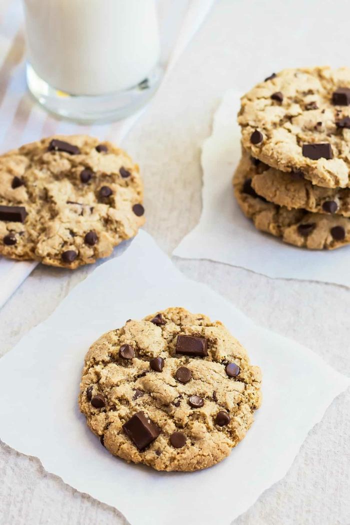 cookies farine de souchet huile de souchet