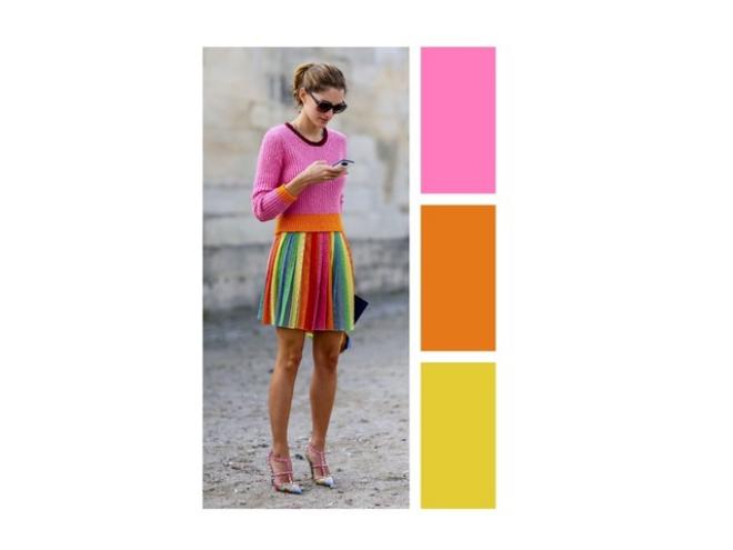 couleurs printemps tendance 2019 couleurs optimistes