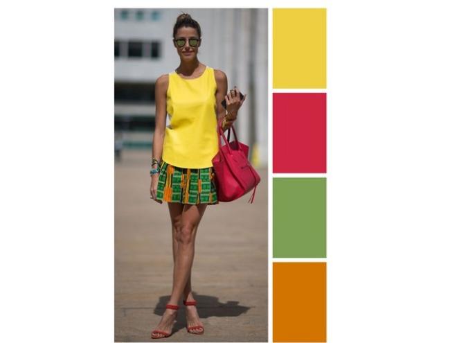 couleurs printemps tendance 2019 pour l'été