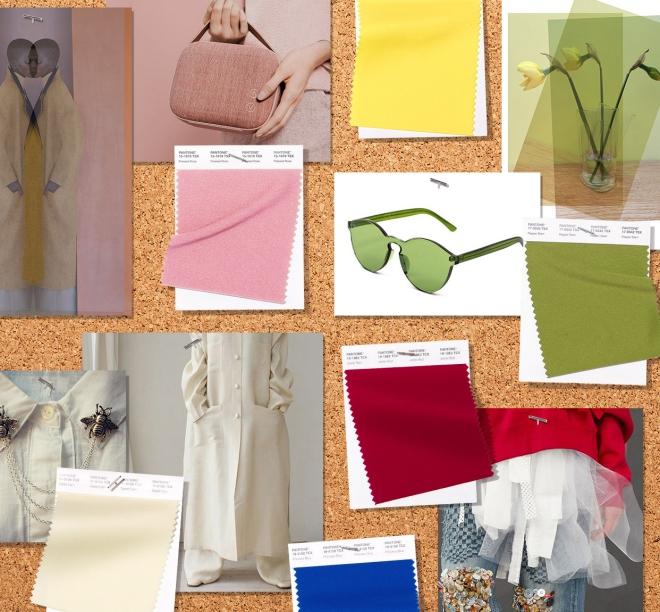 couleurs printemps tendance 2019 teintes et accessoires
