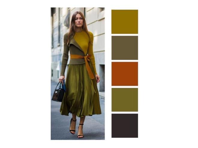 couleurs printemps tendance 2019 très élégante