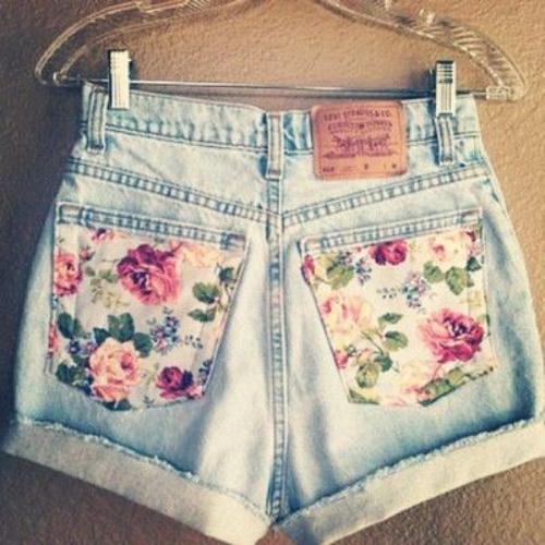 denim jeans poches originales