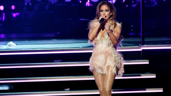 dernière incarnation de J-Lo chanteuse éminente