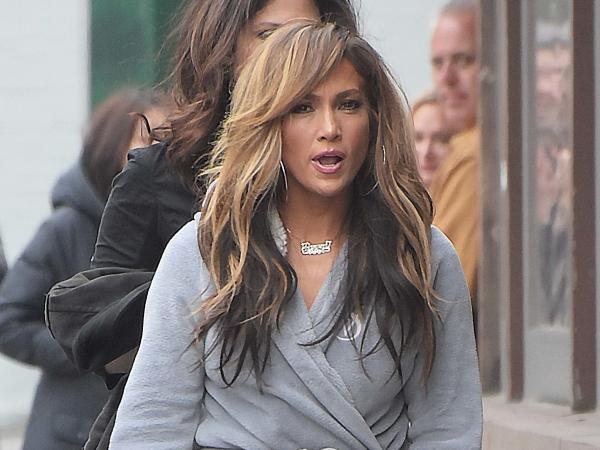 dernière incarnation de J-Lo dans la rue