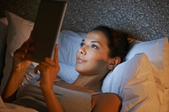 facebook messenger mode sombre pour reposer les yeux