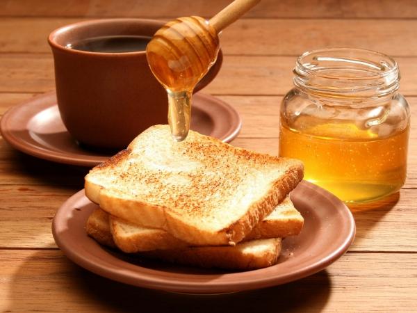 fatigue de printemps thé et miel