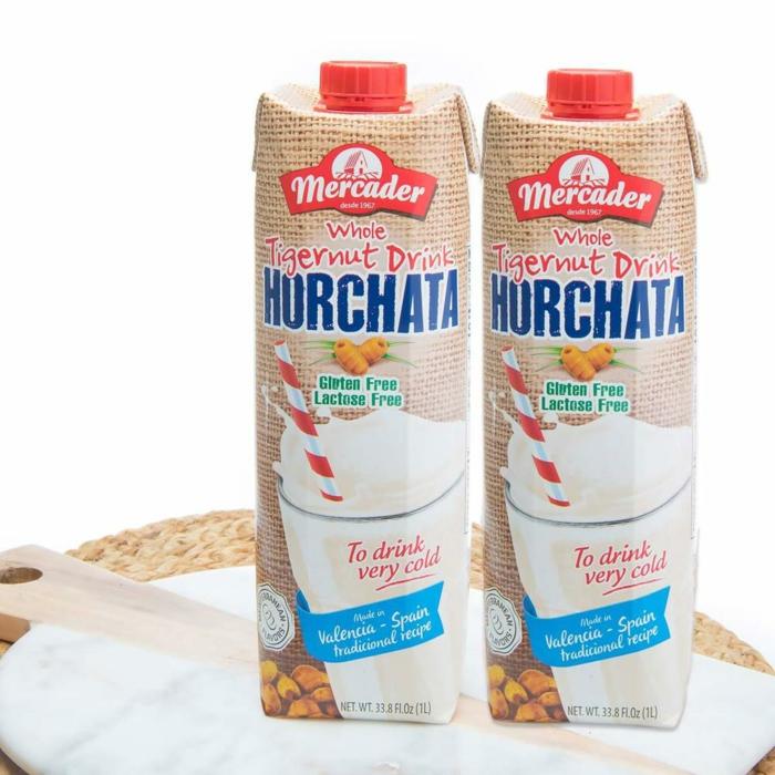 horchata boisson huile de souchet