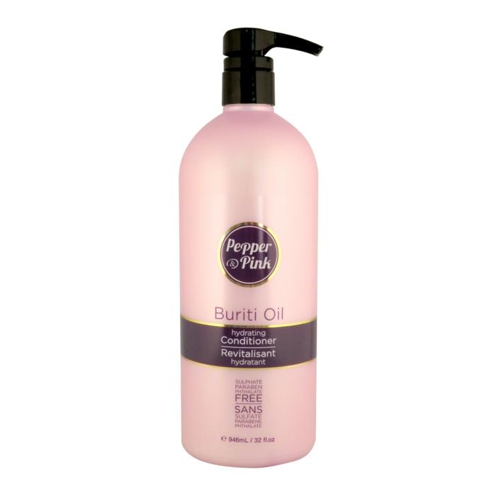 huile de buriti soin après shampooing