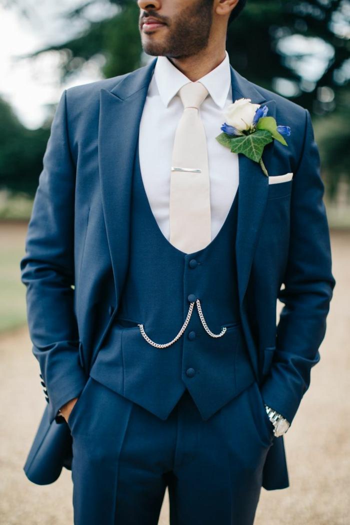 idée de tenue mariage homme