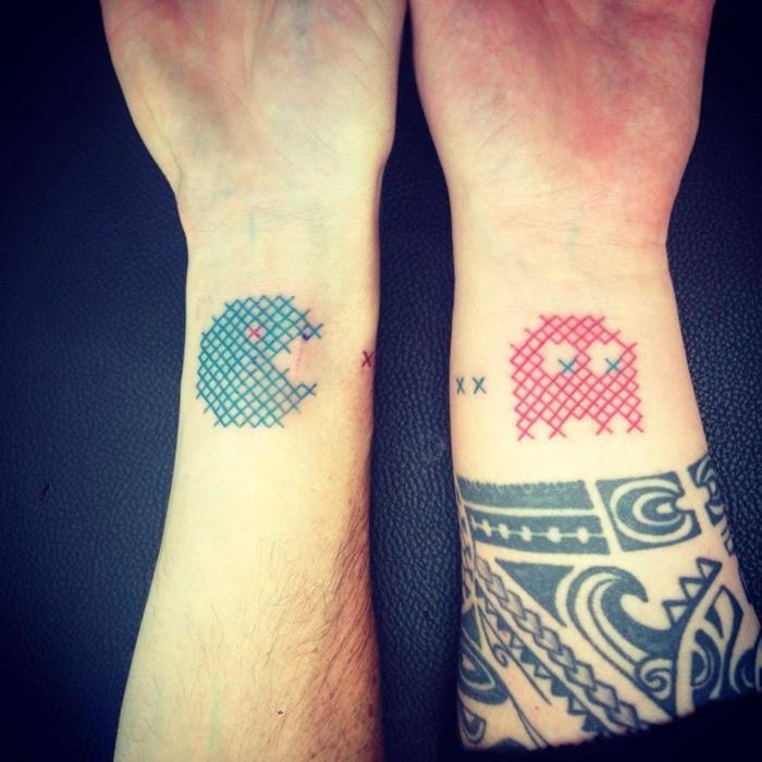 idée tatouage broderie pour vous inspirer