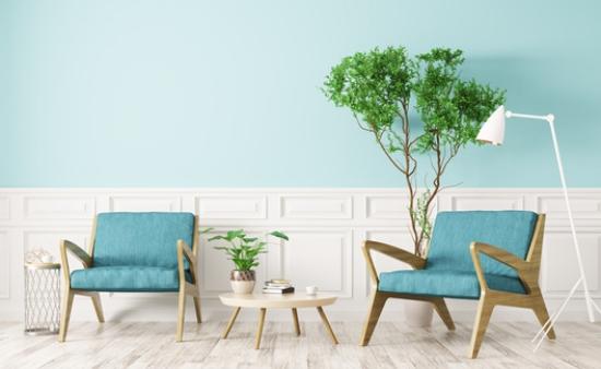 instaurer le bien-être à la maison deux fauteuils