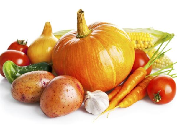 jus citrouille légumes différents