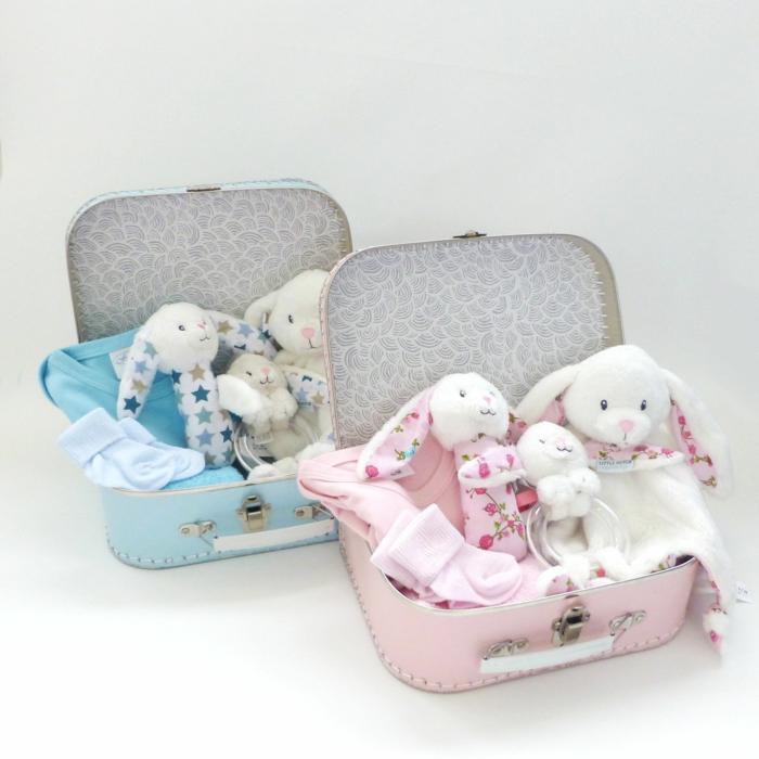 mini valise idée cadeau de naissance original