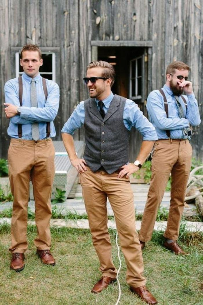 tenue mariage homme pour un look stylé
