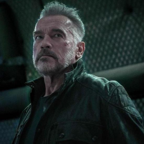 terminator 6 dark fate Arnold Schwarzenegger