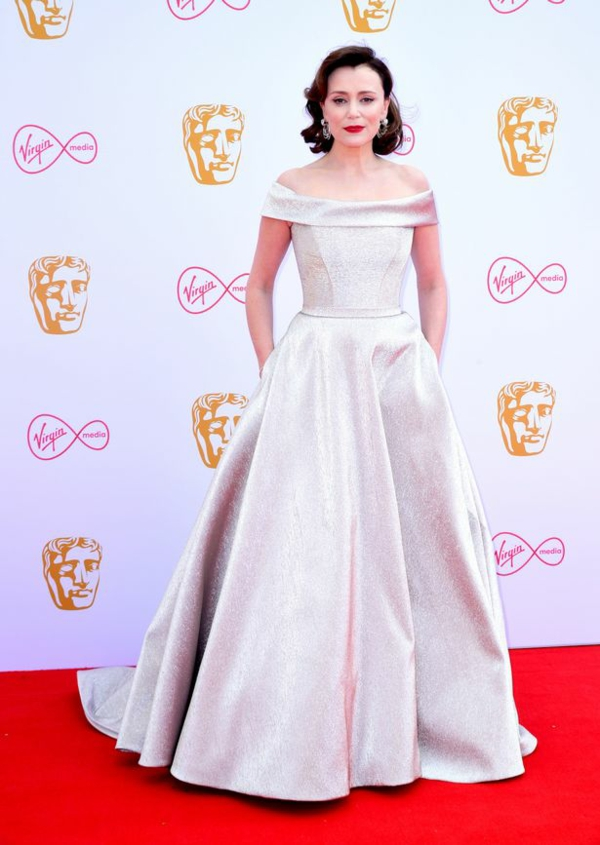 BAFTA TV AWARDS 2019 London Keeley Hawes