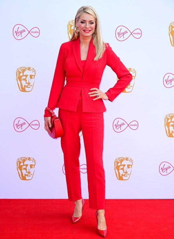 BAFTA TV AWARDS 2019 Tess Daly