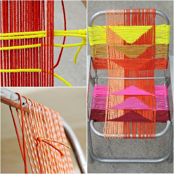 Cadeau Fête des Pères DIY - idées créatives pour enfants et mamans chaise personnalisée