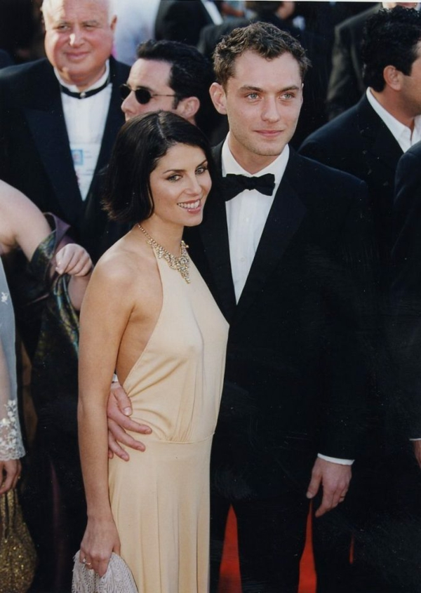 Jude Law et son ex épouse Sadie Frost