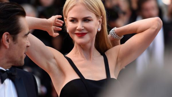 Nicole Kidman très sensuelle