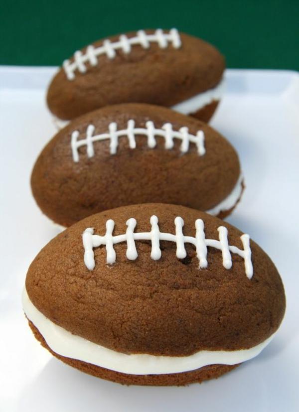 Recette whoopies - préparer les gâteaux sandwiches à la crème moelleuse whoopies balles de baseball