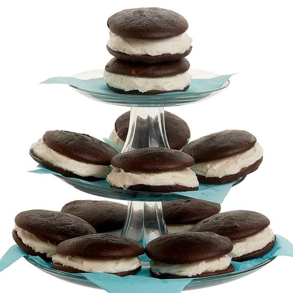 Recette whoopies - préparer les gâteaux sandwiches à la crème moelleuse whoopies crème saveur café