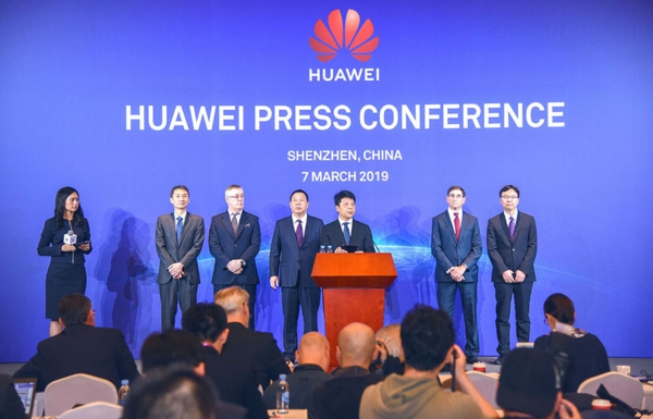 Restrictions de Google sur Huawei Android marque chinoise
