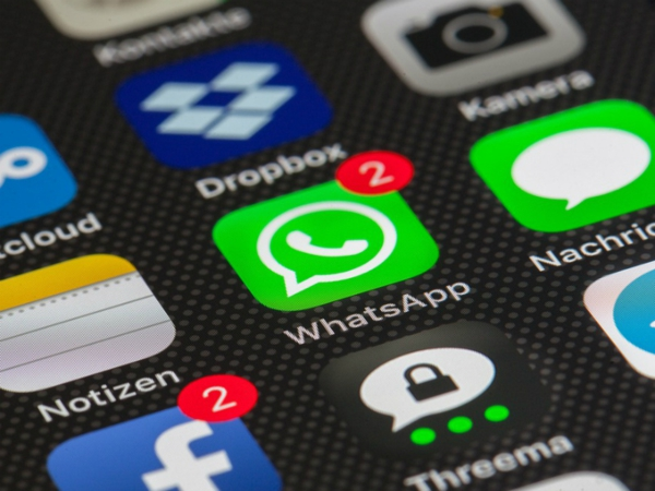 application de messagerie whatsapp