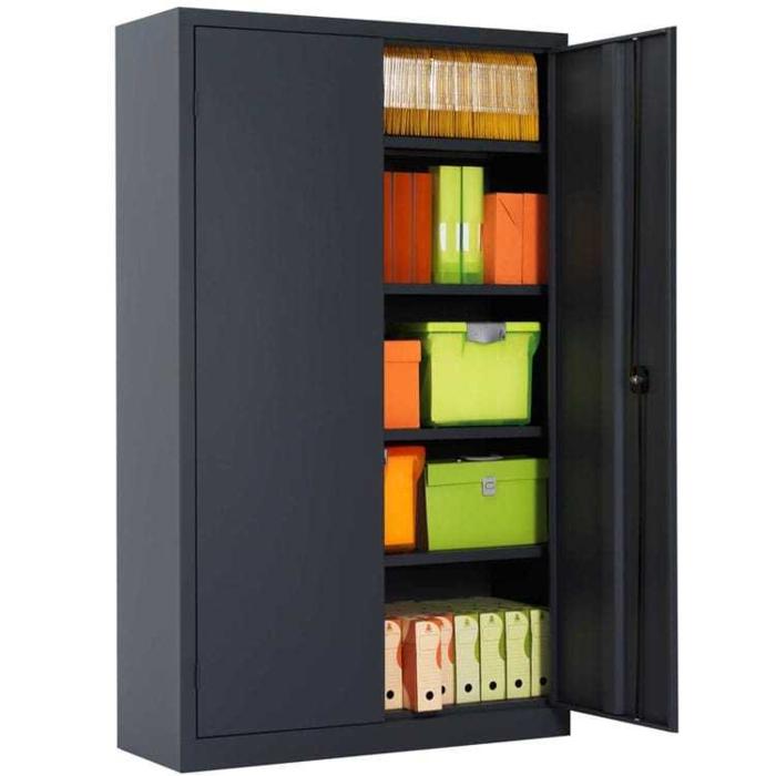 armoire de burau portes battantes