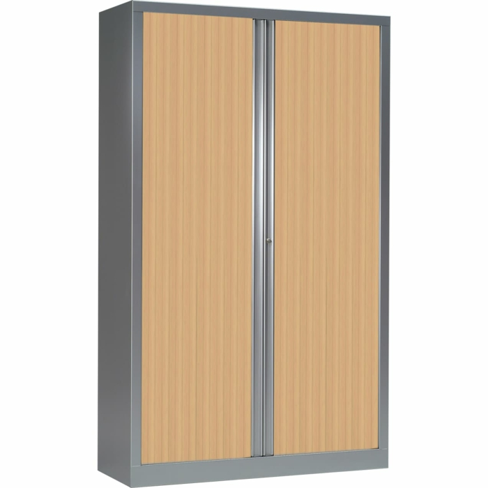 armoire de bureau à rideaux modèle