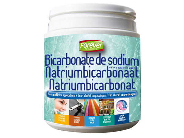 bicarbonate de sodium domaines d'application