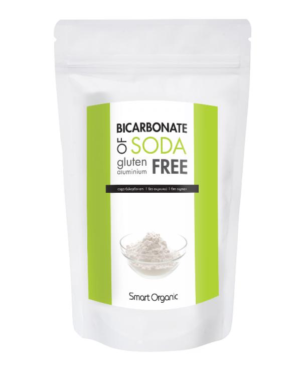 bicarbonate de sodium sans gluten