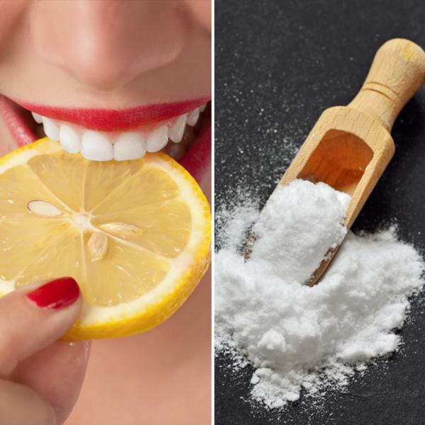 bicarbonate de sodium soude et citron