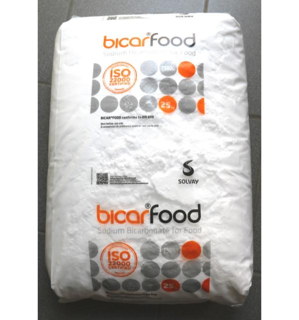 bicarbonate de sodium un paquet de soude