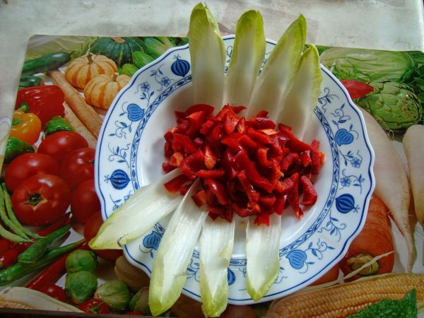 bienfaits de la chicorée salade de chicorée