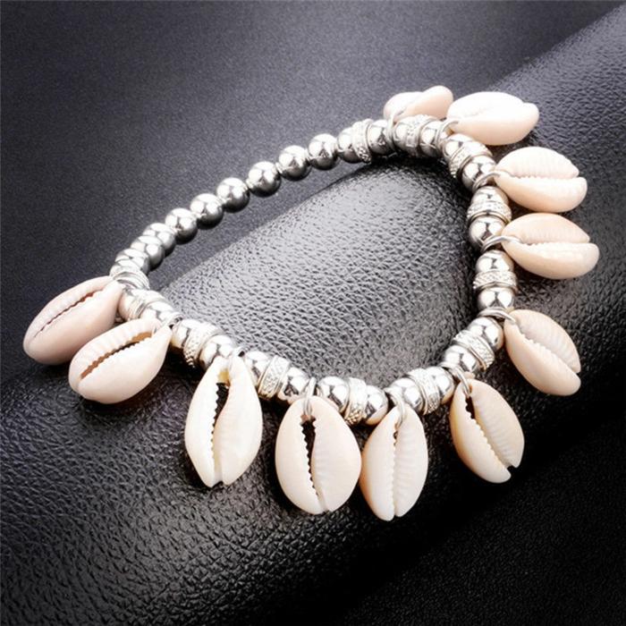 bracelet bijoux coquillage